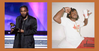 Kendrick Lamar shouted out Mozzy during his Grammys acceptance speech