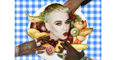 """Katy Perry Links Up With Migos On """"Bon Appétit"""""""