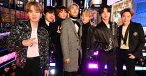 BTS' new album BE is No. 1 on the Billboard 200 chart