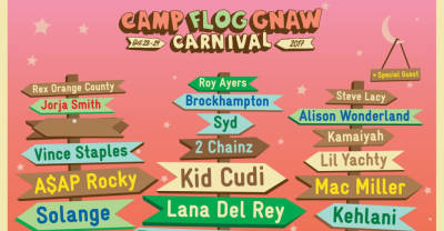 Lana Del Rey, Kid Cudi, And More To Play Tyler, The Creator's Camp Flog Gnaw Carnival