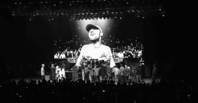 The Mac Miller benefit concert was honest and tender