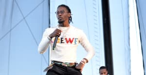 Offset was once a background dancer for Whitney Houston