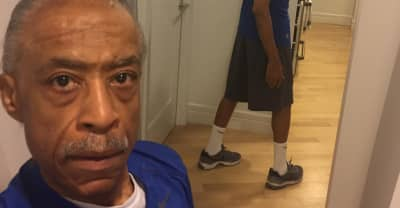 "Al Sharpton On His Instagram Selfies: ""Don't Be Jealous Because I'm So Fit At 62"""