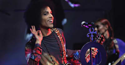 Prince's Music Is Now Available On Streaming Services