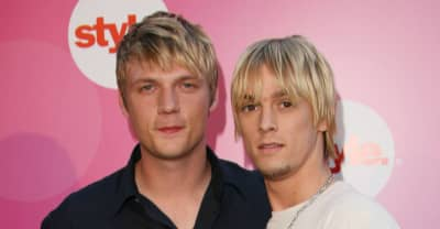 Nick Carter seeking restraining order against Aaron Carter