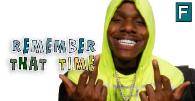 Watch DaBaby remember a terrifyingly psychedelic night in