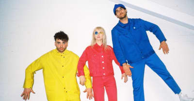 Paramore Announce European And North American Tour Dates