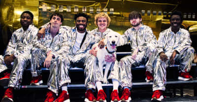 "BROCKHAMPTON drop new single and video ""NO HALO"" feat Deb Never"