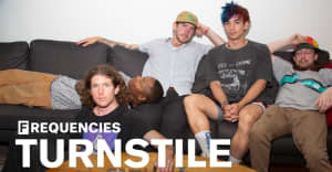 A day in the life of Turnstile, hardcore's most ambitious band