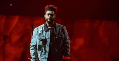 The Weeknd says he's no longer working with H&M after offensive photo