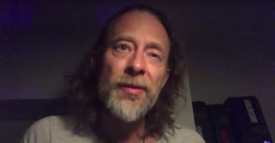 """Thom Yorke debuts new song """"Plasticine Figures"""" on Fallon"""