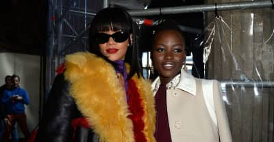 Everyone Is On Board With A Spy Movie Starring Rihanna And Lupita Nyong'o