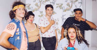 Listen To Downtown Boys's Cost Of Living Album