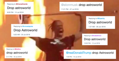 Sometimes that mid be hitting: A review of Travis Scott's Astroworld