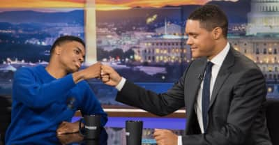 Watch Vince Staples Discuss Big Fish Theory On The Daily Show