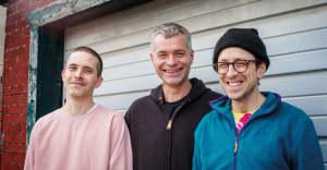 "Hear Shabason, Krgovich, and Harris's New Age-inspired new single ""I Don't See The Moon"""