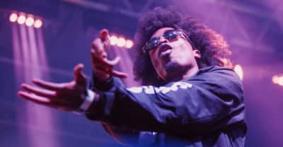 Watch SOB X RBE bring Black Panther to The FADER FORT