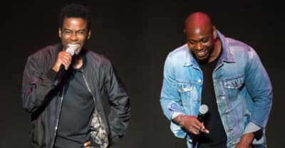 Dave Chappelle Co-Headlined With Chris Rock In NOLA