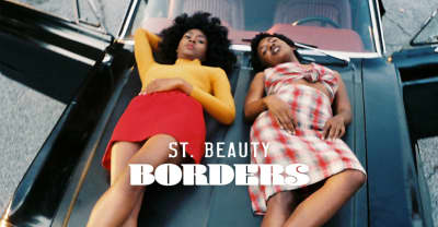 "St. Beauty Dream Of Crossing ""Borders"" In New Single"