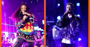 Missy Elliott and Justin Timberlake awarded with honorary doctorates