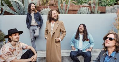 My Morning Jacket's Jim James on hallowed studios, walking New York, and finding God in drums