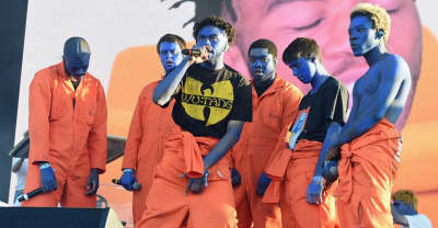 Brockhampton consider delaying Puppy album following Ameer Vann allegations