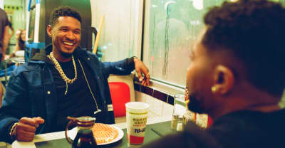Usher on creating his surprise project A with Zaytoven