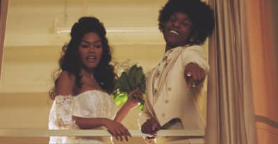 "Teyana Taylor's ""Issues/Hold On"" video features A$AP Rocky, Tyler, the Creator, Lori Harvey, and more"