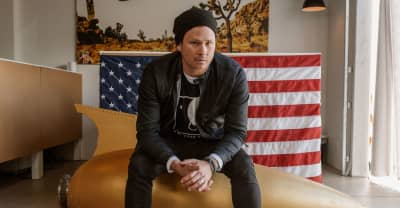 Tom DeLonge is producing a UFO documentary miniseries for the History Channel
