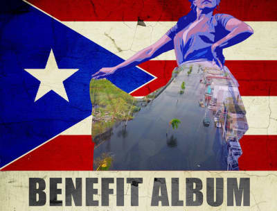 Downtown Boys, Ana Tijoux, Talib Kweli, and others share compilation benefiting Puerto Rico