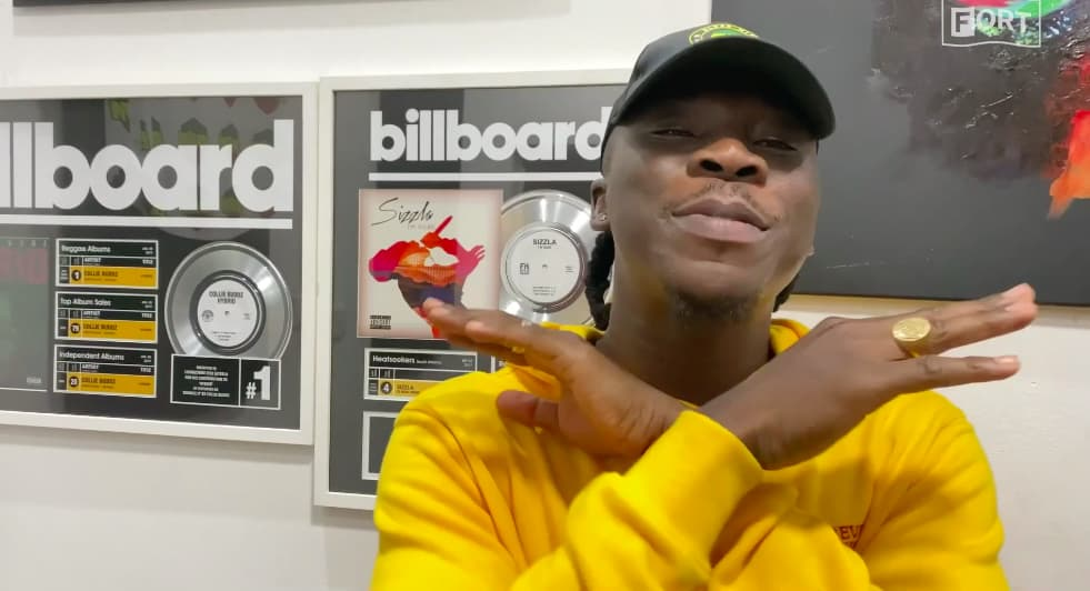 "Digital FORT: Stonebwoy on his new single ""Le Gba Gbe (Alive)"""