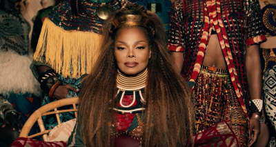 "Hear Janet Jackson's new song with Daddy Yankee ""Made For Now"""