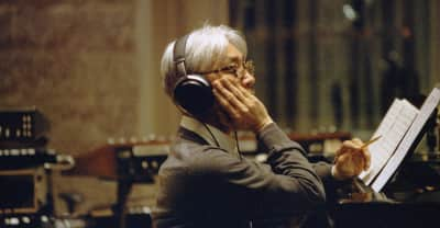 "Ryuichi Sakamoto Debuts ""Raindrops"" From His Score For Nagasaki: Memories Of My Son"