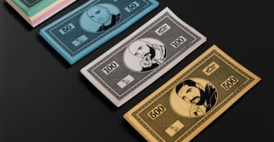 Drake now owns his own custom-built Monopoly board