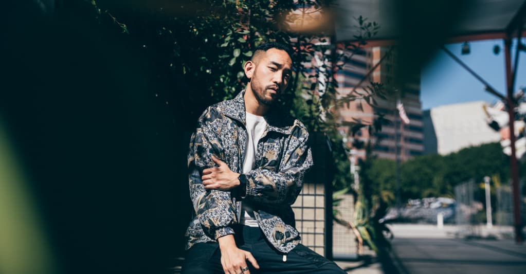 """Pat Lok fights his way home in his """"Gone Is Yesterday"""" video"""