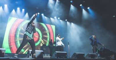 """Watch Footage From A Tribe Called Quest's """"Last Show Ever"""""""