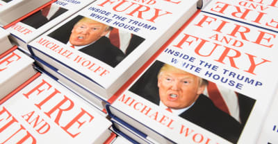 Infamous Trump book Fire And Fury to be turned into TV series