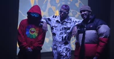 """Jhay Cortez recruits J Balvin and Anuel AA on """"Medusa"""""""