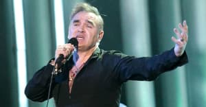 "Morrissey dropped by label, complains ""diversity"" is behind decision"