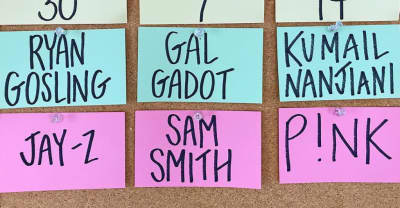 JAY-Z, Sam Smith, And P!nk Are Performing For Season 43 Of SNL