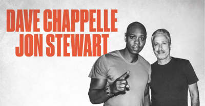 Dave Chappelle and Jon Stewart announce stand-up tour