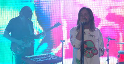 Watch Tame Impala perform The Slow Rush tracks on Kimmel