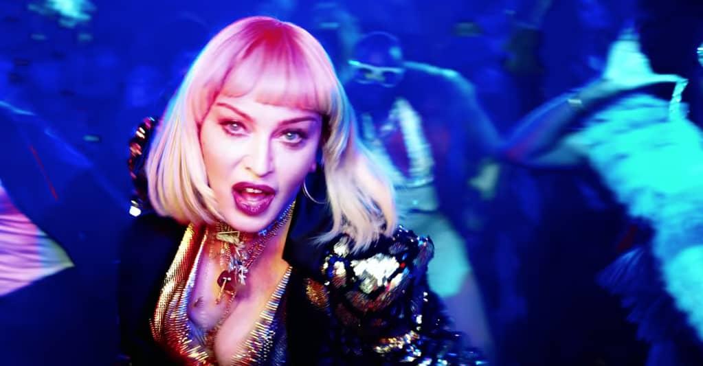 "Watch Madonna's graphic, violent ""God Control"" video"