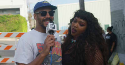 Watch Zack Fox Play Matchmaker At FADER FORT