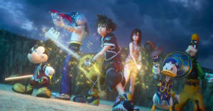 Listen to Skrillex and Hikaru Utada's song for Kingdom Hearts III