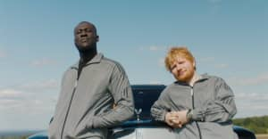 "Ed Sheeran and Stormzy's ""Take Me Back To London"" video is a whistle-stop tour of England"