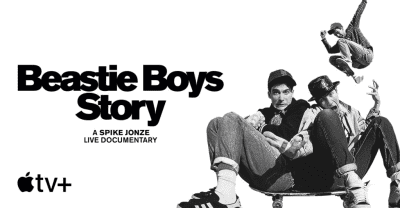Watch the first trailer for Spike Jonze's Beastie Boys documentary