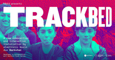Darkstar To Collaborate With Teens From Migrant Communities On Trackbed