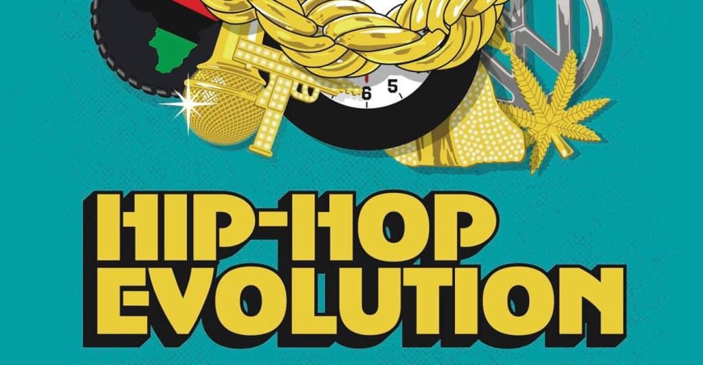 Season 2 of Hip-Hop Evolution is now on Netflix