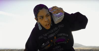 "Watch Rico Nasty's video for ""Trust Issues"""